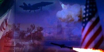 ABD askerlerinin bulunduğu üssün yakınlarına roket düştü