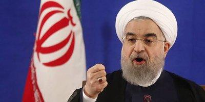 Ruhani düşürülen yolcu uçağı nedeniyle Ukrayna'dan İran adına özür diledi