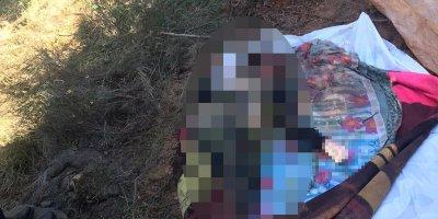Arnavutköy'de battaniye sarılı kadın cesedi bulundu