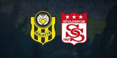 Sivasspor Yeni Malatyaspor maçı ne zaman, saat kaçta, hangi kanalda?