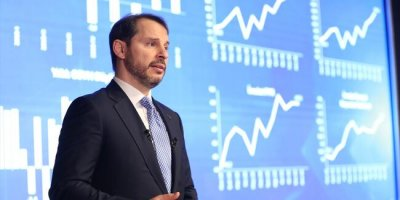 Bakan Albayrak:2020 tek haneli enflasyonu gördüğümüz yıl olacak