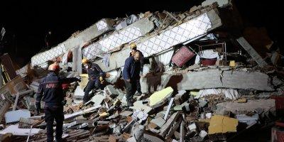 Elazığ depreminde can kaybı artıyor: Hayatını kaybedenlerin sayısı 22 oldu
