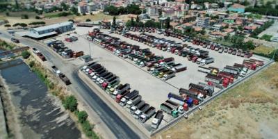 Somalı nakliyeciler Elazığ'a ücretsiz yardım malzemesi taşıyacak