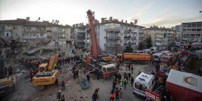 AFAD'dan Elazığ depremi açıklaması: 39 ölü,bin 607 yaralı