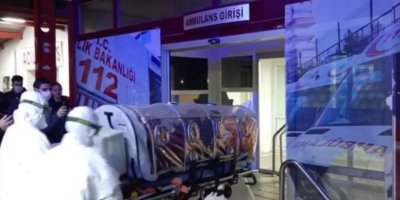 İzmir'de Korona virüsü teşhisi panik yarattı!