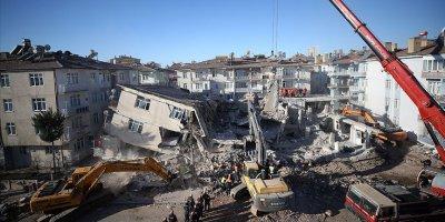 Elazığ'da hayatını kaybedenlerin sayısı 41 oldu