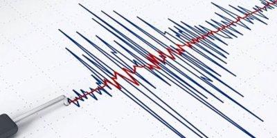 Ankarada 3,2 şiddetinde deprem!
