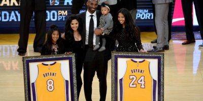 Kobe Bryant'ın eşi sessizliğini bozdu!