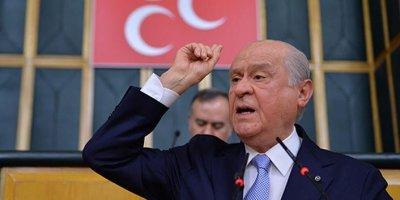 MHP Genel Başkanı Devlet Bahçeli'den, Kudüs açıklaması