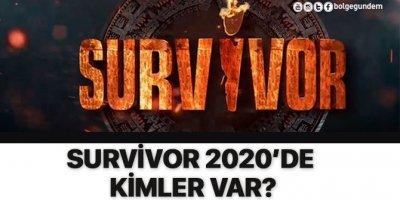 Survivor 2020'de kimler var? Survivor 2020 ne zaman başlayacak?