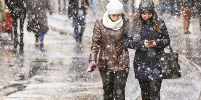Meteorolojiden peş peşe uyarılar! Yağmur, kar ve karla karışık yağmur...