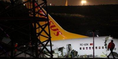Sabiha Gökçen'de meydana gelen uçak kazasındaki telsiz konuşmaları ortaya çıktı