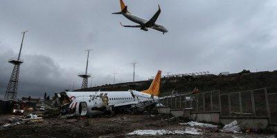 Pegasus, CNN Türk'e kazayı yorumlayan eski savaş pilotunu işten çıkardı