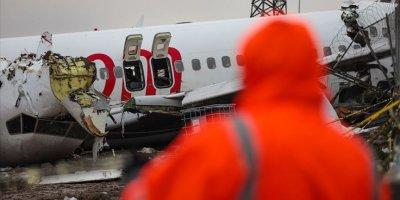 ABD'den gelen heyet uçak enkazını inceleyecek