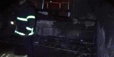 Mardin'de korkutan yangın! 3'ü çocuk 4 kişi hayatını kaybetti