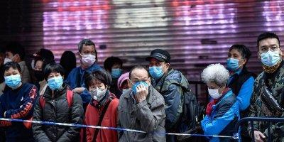 Çin'de Koronavirüsten ölenlerin sayısı 909'a çıktı