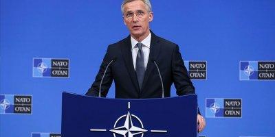 Stoltenberg: Esad rejimi ve Rusya, İdlib'de saldırılara son vermeli
