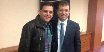 Fatih Portakal'dan İmamoğlu'na küfür sitemi: