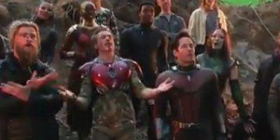 Robert Downey Thanos için kutlama yaptı! Josh Brolin'e özel doğum günü videosu paylaştı