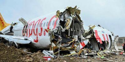 Sabiha Gökçen'deki uçak kazasındaki pilottan, kazaya ilişkin şok açıklama