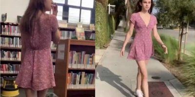 Halk kütüphanesinde porno film çekip internete yüklediler! Ebeveynler isyan etti