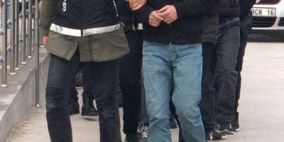 İstanbul'da FETÖ operasyonu! 10 şüpheli gözaltına alındı