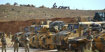 İdlib operasyonu başlatıldı