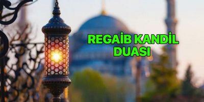 Regaib Kandil duası nedir 2020?