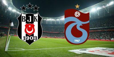 Beşiktaş - Trabzonspor maçı hangi kanalda? Muhtemel 11'ler