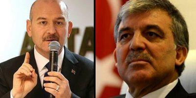 Bakan Soylu'dan Abdullah Gül'e Gezi Parkı tepkisi: Yazıklar olsun size