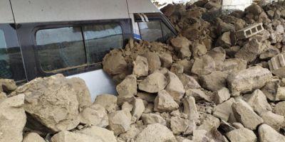 Görüntüler art arda geliyor! İran depremi Van'ı vurdu