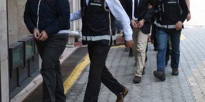 Denizli'de ByLock operasyonu: 9 gözaltı