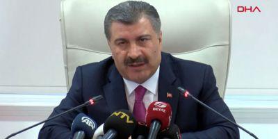 Sağlık Bakanı Fahrettin Koca'dan koronavirüse ilişkin önemli açıklama