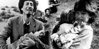 28 yıldır dinmeyen acı! Hocalı Katliamının kan donduran işkence görüntüleri