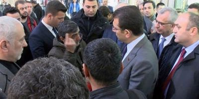 Vatandaştan Ekrem İmamoğlu'na zam tepkisi: