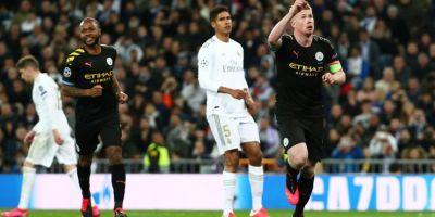 Real Madrid - Manchester City özet izle | Real Madrid 1-2 Manchester City maç özeti