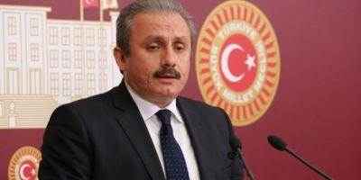 Mustafa Şentop'tan İdlib tepkisi