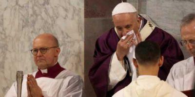 Papa Francis Koronavirüse yakalandığı iddia edildi!
