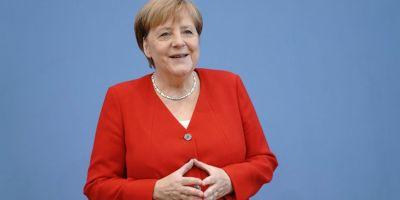 Almanya Başbakanı Angela Merkel'den Türkiye'nin Suriye teklifine destek!