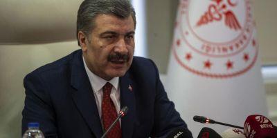 Sağlık Bakanı Koca açıkladı! Koronavirüs Türkiye'de ortaya çıktı