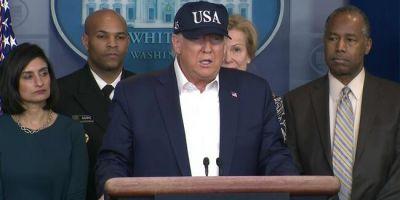 Kendisi açıkladı! ABD Başkanı Donald Trump koronavirüs mü oldu?