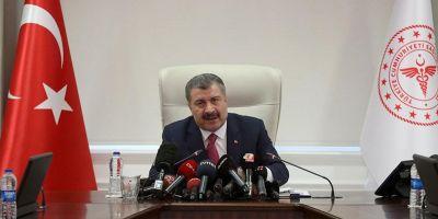 Son dakika...! Sağlık Bakanı 16 Nisan Koronavirüs takvimini açıkladı