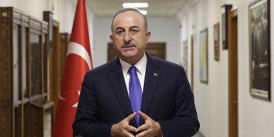 Çavuşoğlu: 473 Türk vatandaşı yurt dışında Kovid-19'dan öldü
