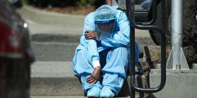 ABD'de Kovid-19 ölümleri 93 bini geçti