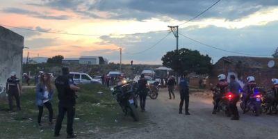 Bursa'da silahlı çatışma: 1 polis memuru şehit oldu, 4 kişi yaralandı