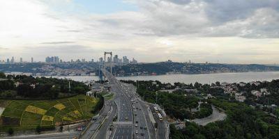 İşte normalleşmenin ilk gününde İstanbul!