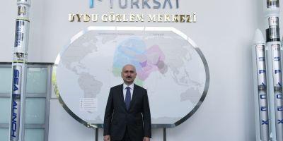 Karaismailoğu müjdeyi verdi :Türksat 5B 2021, Türksat 6A 2022'de uzaya gönderilecek
