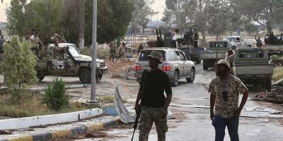 Libya'da Hafter'den kurtarılan şehirdeki hastanede 106 ceset bulundu