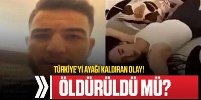 Türkiye'yi ayağı kaldıran olay: Aleyna Çakır intihar mı etti, öldürüldü mü?