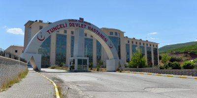 Kovid-19 testi pozitif çıkan Tunceli Belediye Başkanı Maçoğlu'nun tedavisi sürüyor